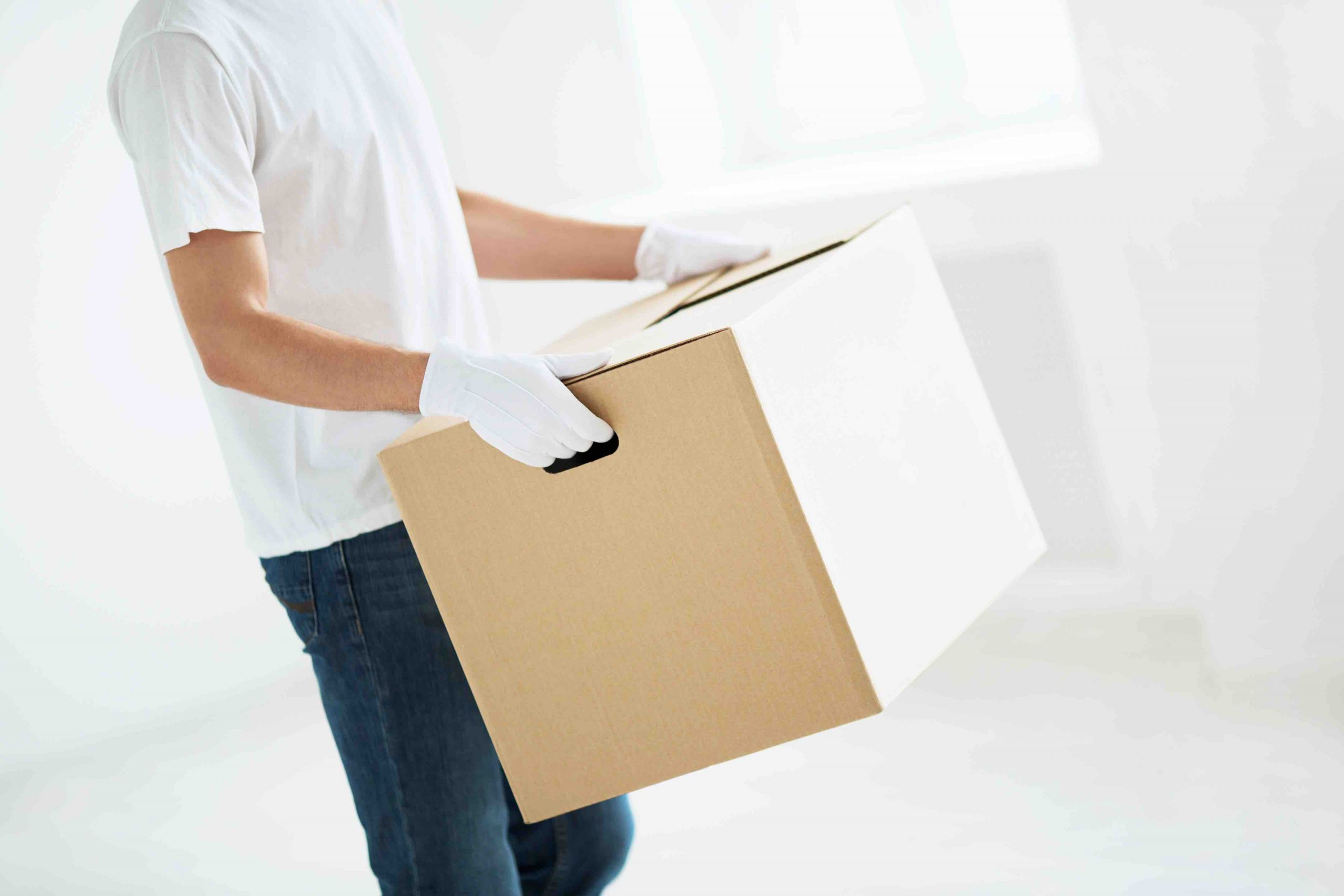 white glove moving services
